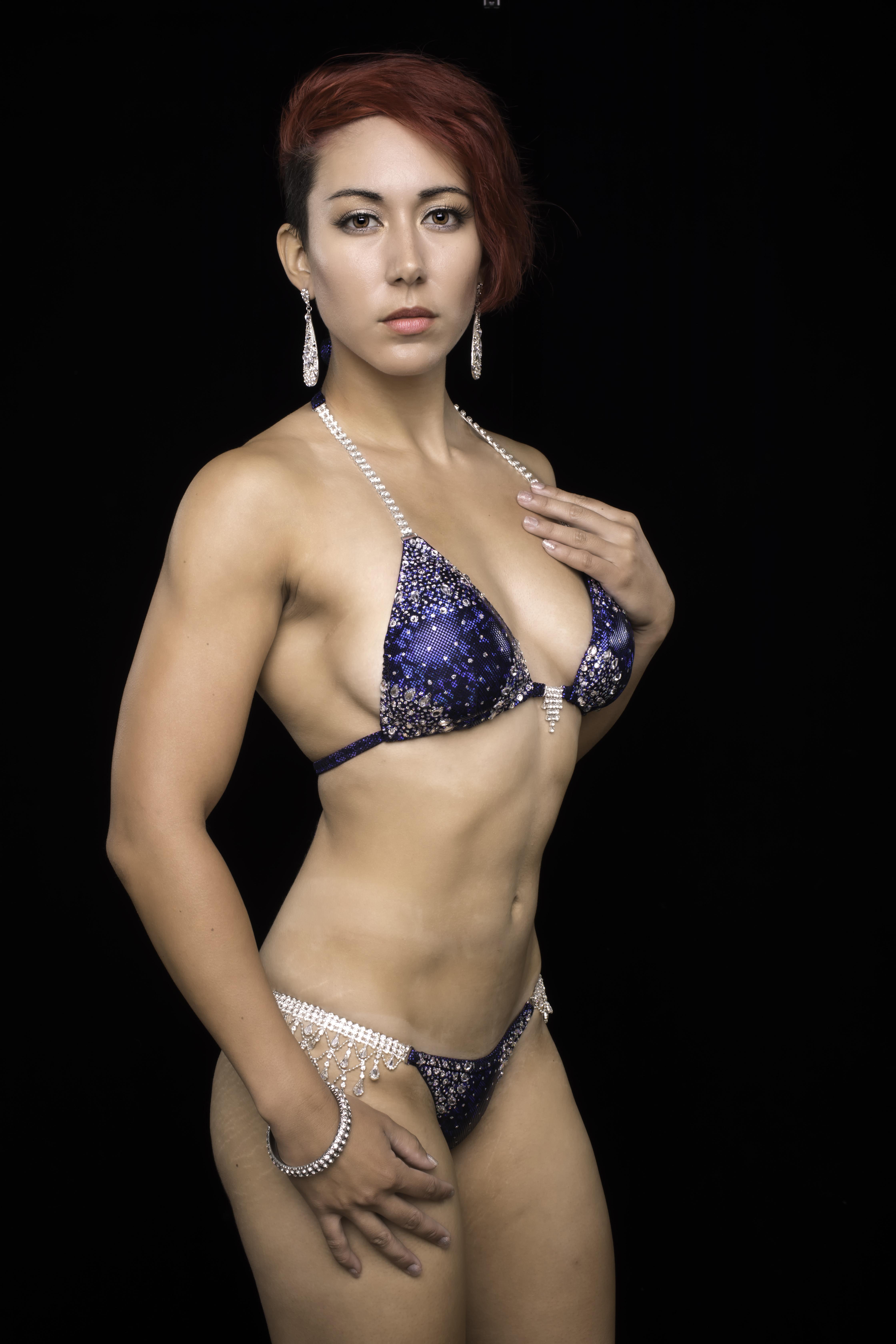 Glamour bikini classic