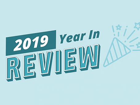 The Year In Review - 2019