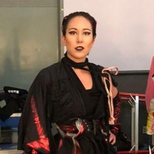 Anime Expo Runway h.naoto fashion show model