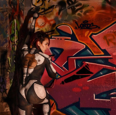 Bodypaint Model Android