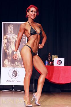 UNBA Bikini Bodybuilding