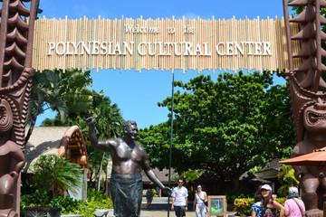Hawaii Day 3: Polynesian Cultural Center
