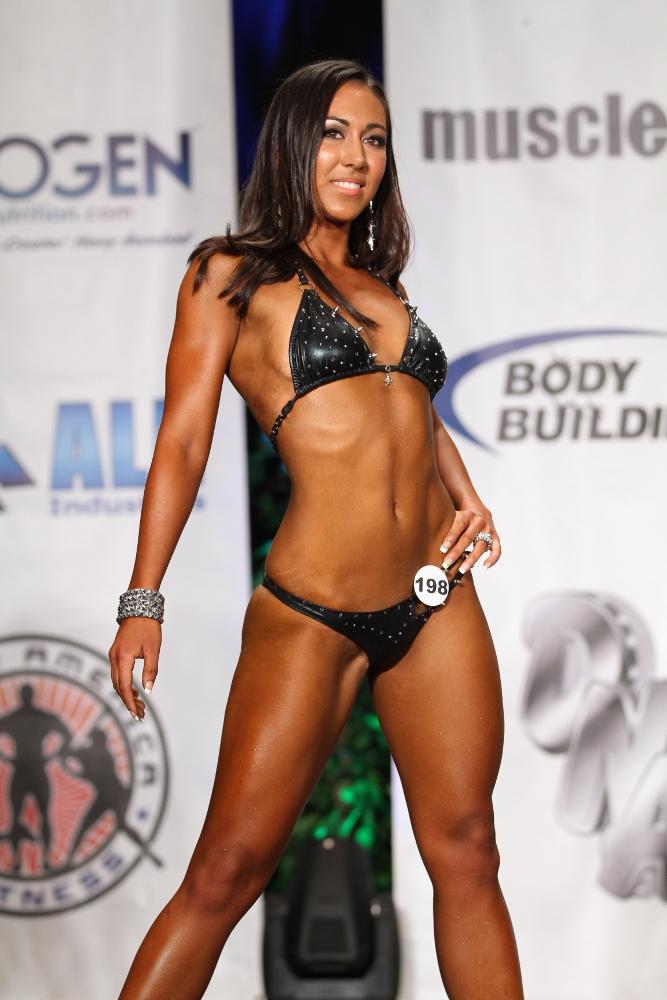 NPC Bikini Bodybuilding