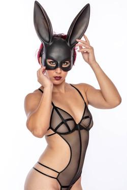 Bunny Dominatrix Boudoir