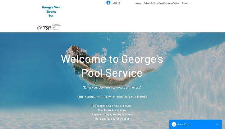PIM Website Design