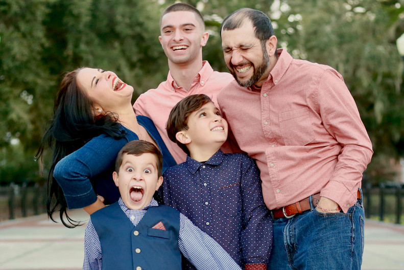 PIM Family Portrait Photographer Orlando