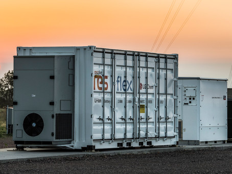 Five Trends in Energy Storage to Track in 2019