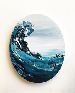 Custom Acrylic Waterscape