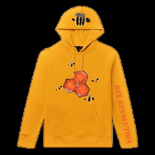 Bee Revolution Yellow Hoodie