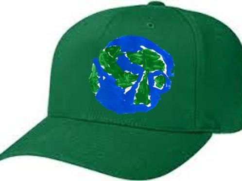 Earth Green Hat