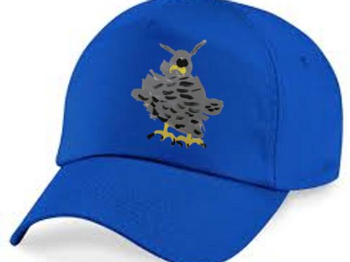 Owl Blue Cap