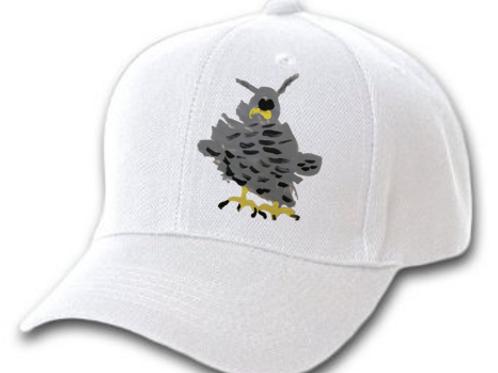 Owl White Cap