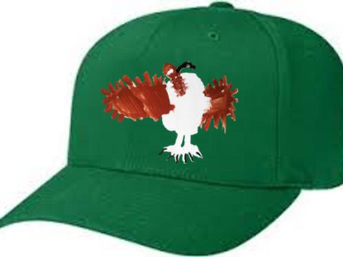 Osprey Green Cap