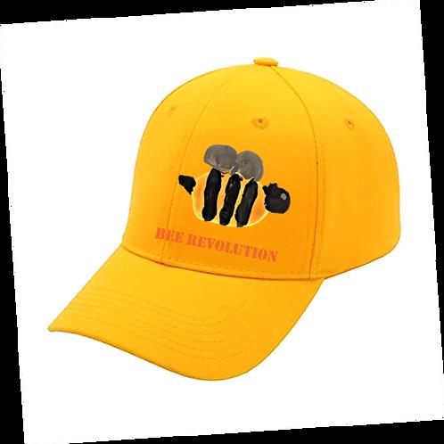 Bee Revolution Yellow Cap