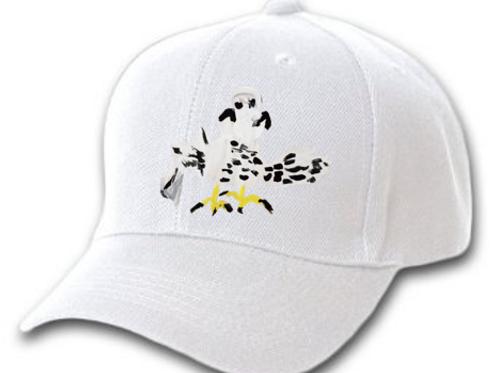 Falcon White Cap