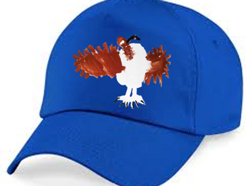 Osprey Blue Cap