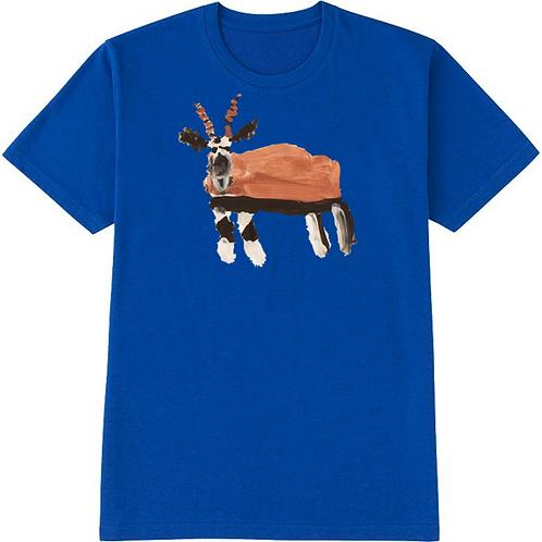 Gazelle Blue T-Shirt