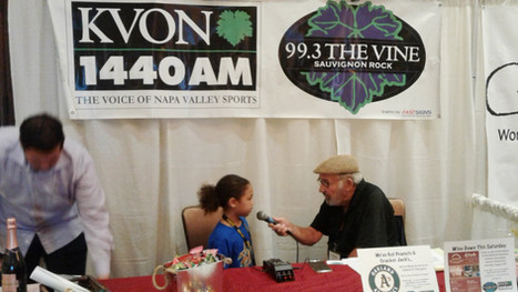 Zion on the radio with the legendary Ira Smith!
