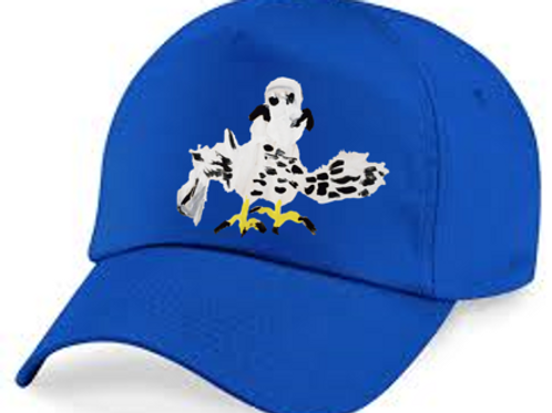 Falcon Blue Cap