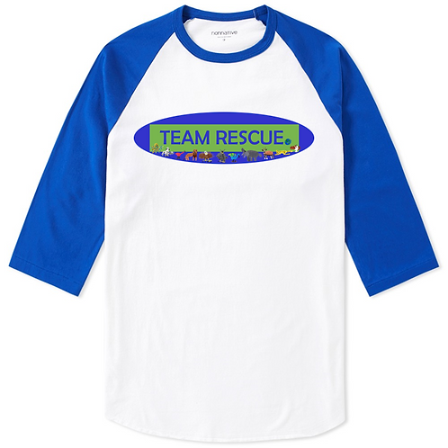Team Rescue Baseball Blue