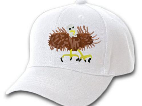 Bald Eagle White Cap
