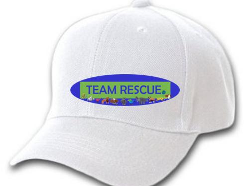 Team Rescue White Cap