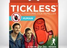 Tickless for Humans, Natural Tick Repeller
