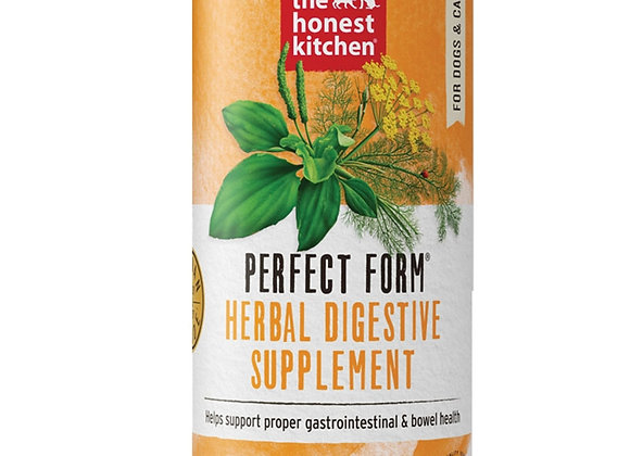Honest Kitchen  Dog/Cat Digstive Supplement Herbal  3.2 oz.