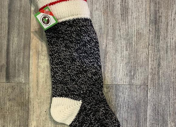 Boyfriend Sweater Holiday Doggie Stocking