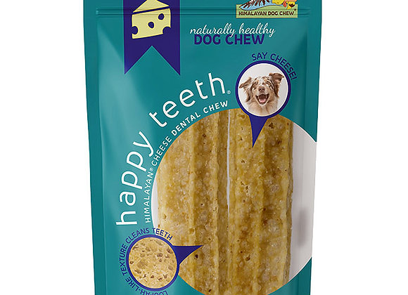 HIMALAYAN DOG HAPPY TEETH CHEESE LARGE