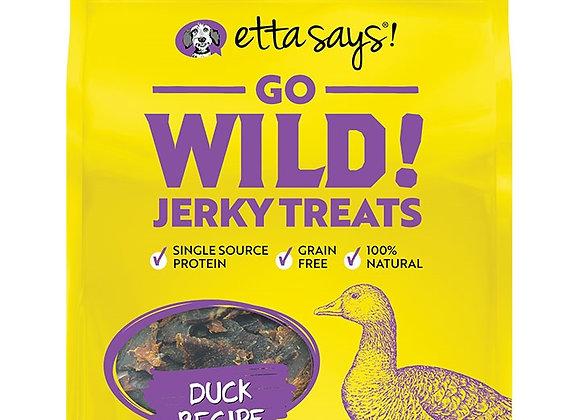 Etta Says! Dog Wild Jerky Duck 6 oz.