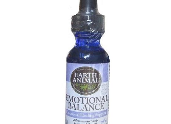 Earth Animal Emotional Balance Dog Anxiety Remedy 2oz.