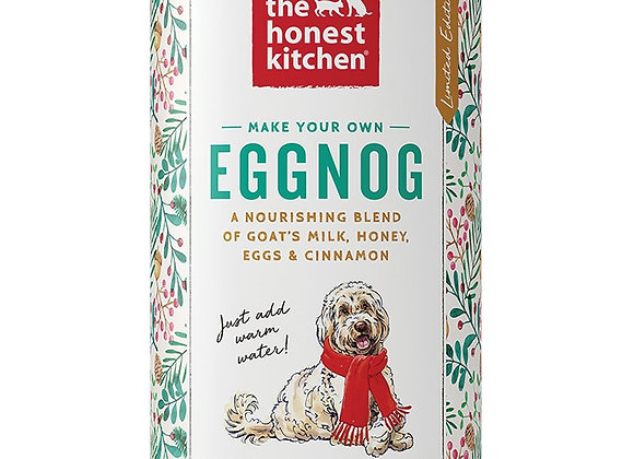 Seasonal  Honest Kitchen  Dog/Cat Instant Eggnog 4 oz.