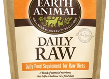 Earth Animal Raw Complete Powder 16oz.