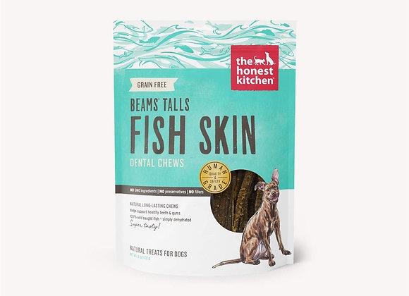 Honest Kitchen  Dog Beams Fish Skins Talls 6 oz.
