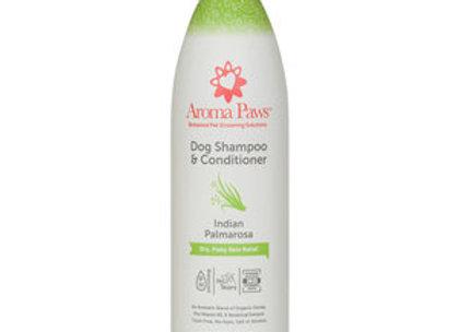 Dog Shampoo & Conditioner (Indian Palmarsa)