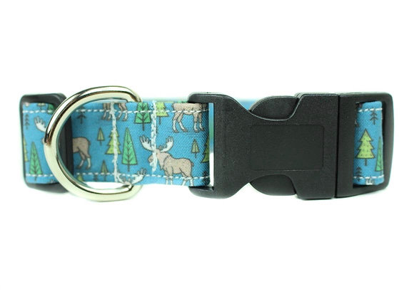 Holiday/Winter Dog Collar
