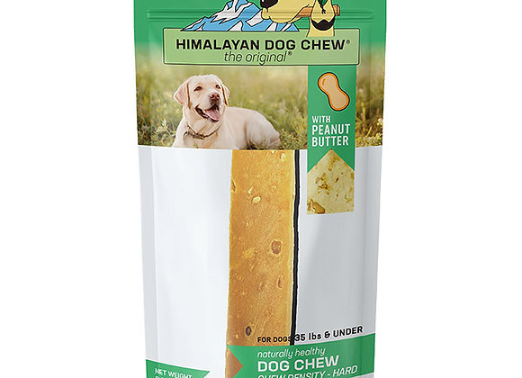 HIMALAYAN DOG CHEW PEANUT BUTTER MEDIUM 5.3OZ