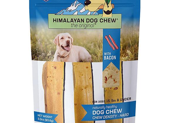 HIMALAYAN DOG CHEW BACON SMALL 3.3OZ