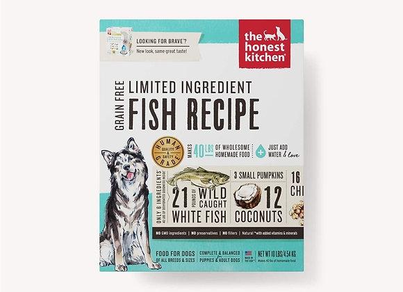 Honest Kitchen  Dog LID Grain Free Fish 10 Lbs. Box