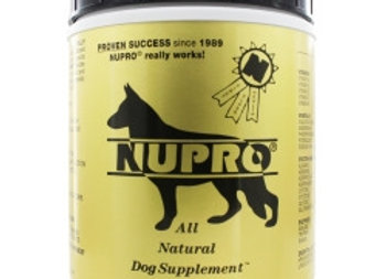NuPro All Natural Supplements for Dogs 20 lb size