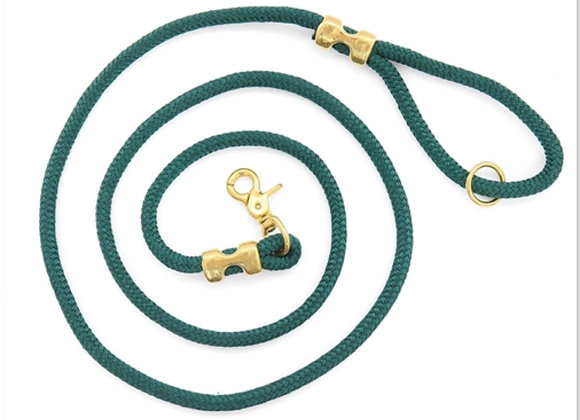 Evergreen Marine Rope Dog Leash ultra-strong double-braided nylon rope, weatherproof