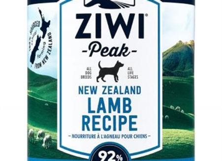 ZiwiPeak Dog Daily-Dog  Lamb  13.75oz.  (case of 12)