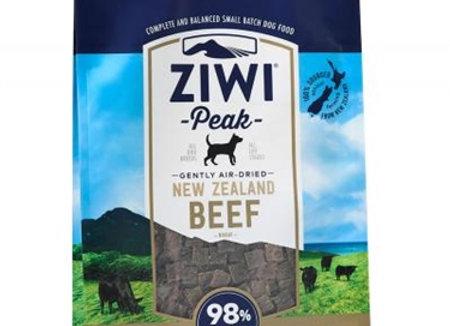 Ziwi Peak  Dog Air Dried Beef 2.2 lbs.