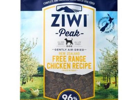 Ziwi Peak Dog Air-Dried- Free Range Chicken 2.2lbs
