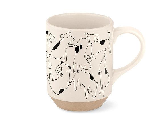 Adorable Dog Mug by Fringe