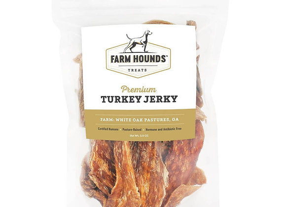 Farm to Mouth Turkey Jerky