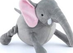Wild Elephant Dog Toy from P.L.A.Y.