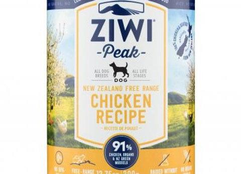 Ziwi Peak Dog Canned Food Free-Range Chicken 13oz (case of 12)