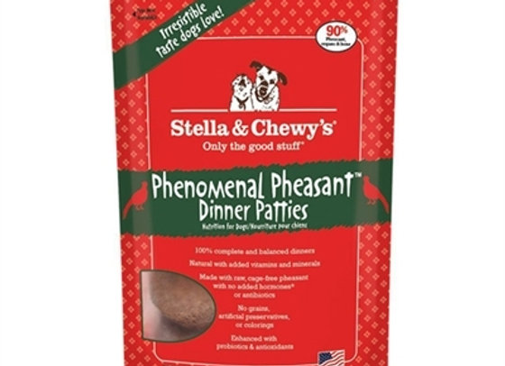 Stella & Chewys Freeze Dried Dog Food-Pheasant 5.5oz